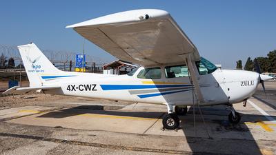 4X-CWZ - Cessna 172P Skyhawk II - Sky Aviation