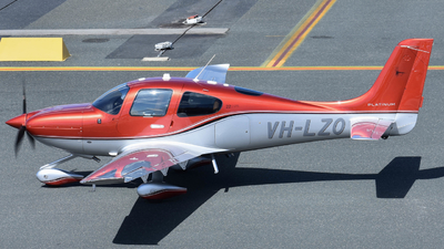 VH-LZO - Cirrus SR22-GTS G6 Platinum - Private