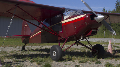 N4520A - Piper PA-22-150 Pacer - Private