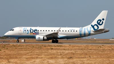 A picture of GFBJG - Embraer E175STD - [17000344] - © Fabrizio Gandolfo