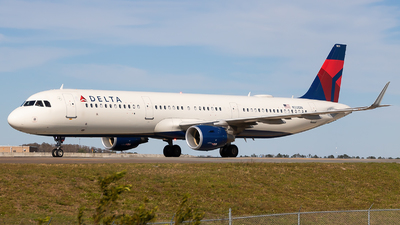 N331DN - Airbus A321-111 - Delta Air Lines