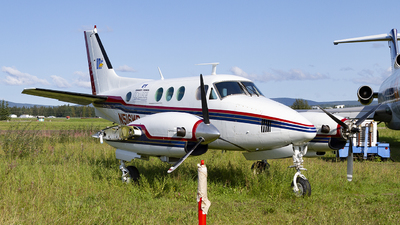 N516WB - Beechcraft 90 King Air - Private