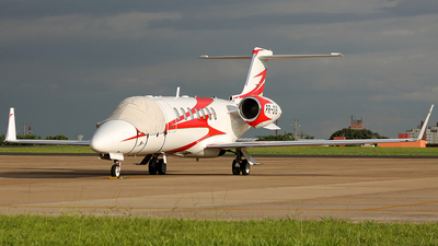 PR-DIB - Bombardier Learjet 40 - Private