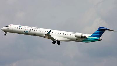 PK-GRP - Bombardier CRJ-1000ER - Garuda Indonesia Explore Jet