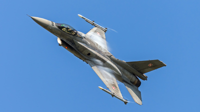 4058 - Lockheed Martin F-16C Fighting Falcon - Poland - Air Force