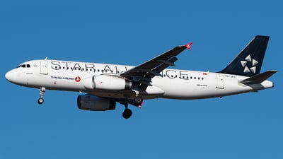 A picture of TCJPS - Airbus A320232 - Turkish Airlines - © Philippe CHASTAGNOL