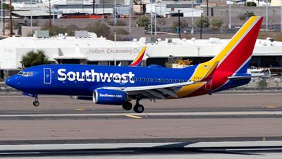 N7854B - Boeing 737-71B - Southwest Airlines
