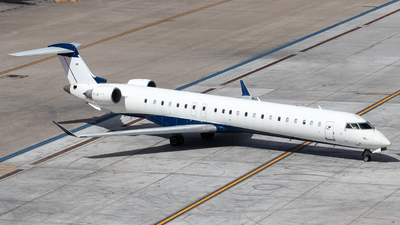 A picture of N898SK - Mitsubishi CRJ900LR - SkyWest Airlines - © 702Aviationn