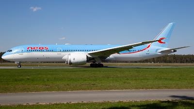 A picture of EINEO - Boeing 7879 Dreamliner - Neos - © Fabian Wlasak