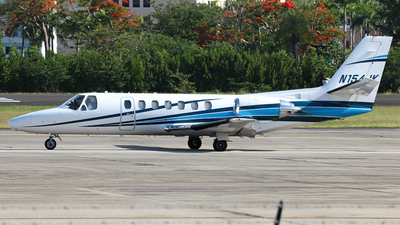 N154JK - Cessna 560 Citation V - Private