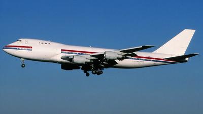 N538MC - Boeing 747-271C(SCD) - Atlas Air