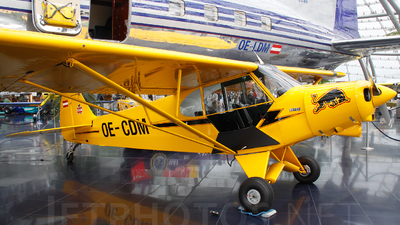 OE-CDM - Piper PA-18-150 Super Cub - The Flying Bulls