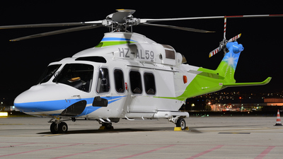 HZ-AL59 - Agusta-Westland AW-139 - Saudi Aramco Aviation