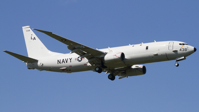 168438 - Boeing P-8A Poseidon - United States - US Navy (USN)