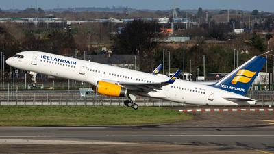 TF-FIC - Boeing 757-23N - Icelandair