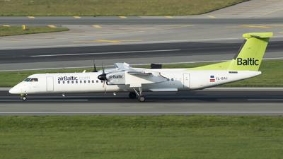 YL-BAJ - Bombardier Dash 8-Q402 - Air Baltic