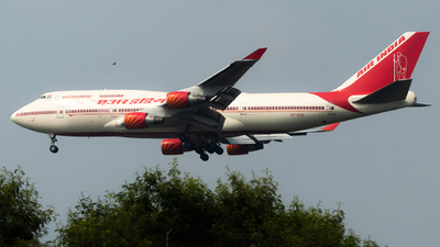 A picture of VTESO - Boeing 747437 - Air India - © Jai Jaggi