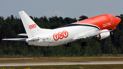 OO-TNE - Boeing 737-3Q8(SF) - TNT Airways