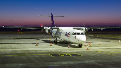EI-FXH - ATR 72-202(F) - FedEx Feeder (ASL Airlines)