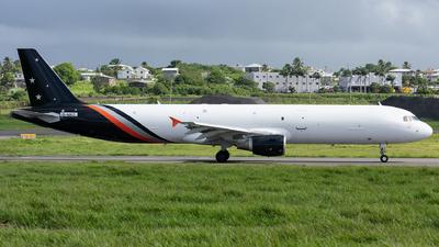 G-NIKO - Airbus A321-211P2F - Titan Airways