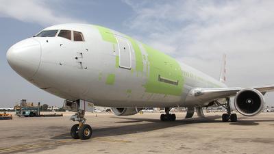 A picture of N379AA - Boeing 767323(ER) - [25448] - © Rami Mizrahi