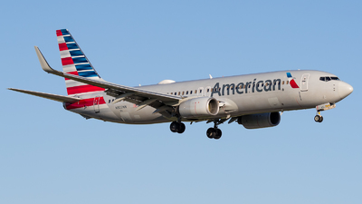 A picture of N807NN - Boeing 737823 - American Airlines - © Positive Rate Photography