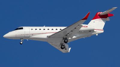 N484EM - Gulfstream G280 - Private