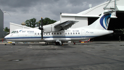 EI-CBK - ATR 42-300 - Aer Arann Express