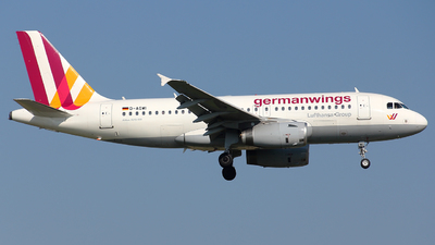D-AGWI - Airbus A319-132 - Germanwings