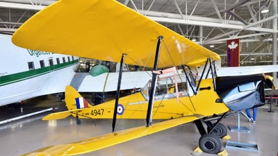 CF-ANN - De Havilland DH-82C Tiger Moth - Canadian Warplane Heritage Museum