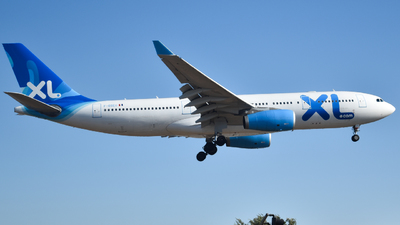 F-GSEU - Airbus A330-243 - XL Airways France