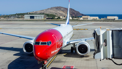 SE-RTB - Boeing 737-8 MAX - Norwegian