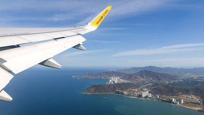 HK-5318 - Airbus A320-214 - Viva Air Colombia