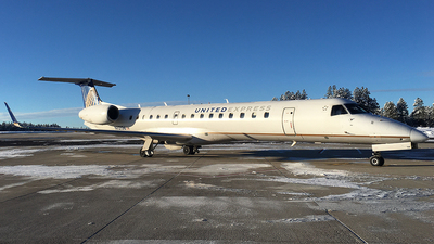 N12136 - Embraer ERJ-145XR - United Express (Trans States Airlines)