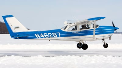 N46287 - Cessna 172I Skyhawk - Private