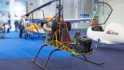HA-XCD - Hungaro Copter HC-01 - Private