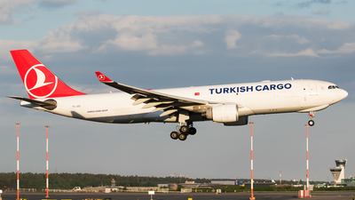 A picture of TCJOO - Airbus A330223F - Turkish Airlines - © Teemu Pesonen