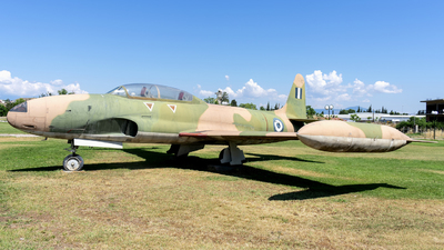 58594 - Lockheed T-33A Shooting Star - Greece - Air Force