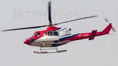 VT-AZS - Bell 412EP - Global Vectra Helicorp