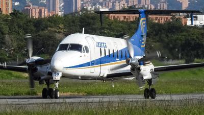 HK-4630 - Beech 1900D - Searca - Servicio Aéreo de Capurgana