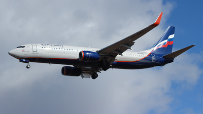 A picture of VPBMO - Boeing 7378LJ - Aeroflot - © Belikov Ilya