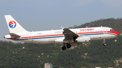 B-9900 - Airbus A320-232 - China Eastern Airlines