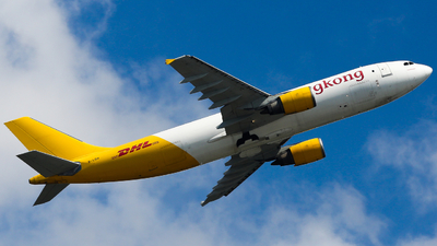 A picture of BLDH - Airbus A300F4605R - DHL - © Alvin.L