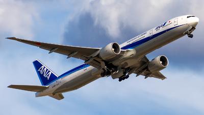 JA788A - Boeing 777-381ER - All Nippon Airways (ANA)