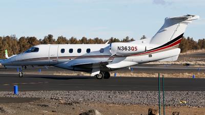 N363QS - Embraer 505 Phenom 300 - NetJets Aviation