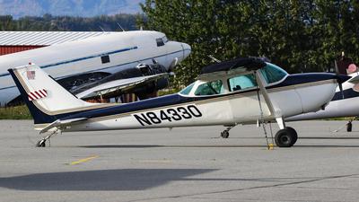 A picture of N84330 - Cessna 172K Skyhawk - [17258421] - © C. v. Grinsven