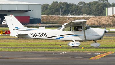 A picture of VHSYH - Cessna 172R Skyhawk - [17280356] - © Dallas Presser