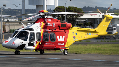 VH-ZXA - Agusta-Westland AW-139 - Northern Region Helicopter Rescue Service