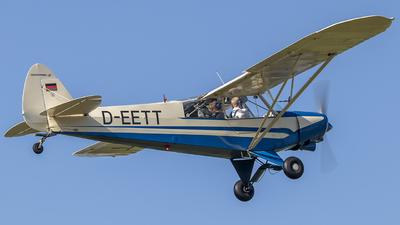 A picture of DEETT - Piper PA18150 Super Cub - [18850] - © Julian Kabatnik