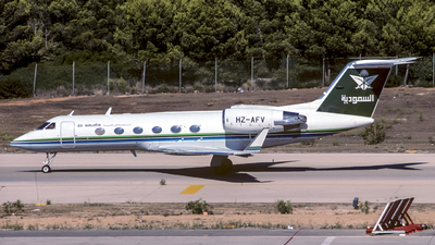HZ-AFV - Gulfstream G-IV - Saudi Arabia - Special Flight Division